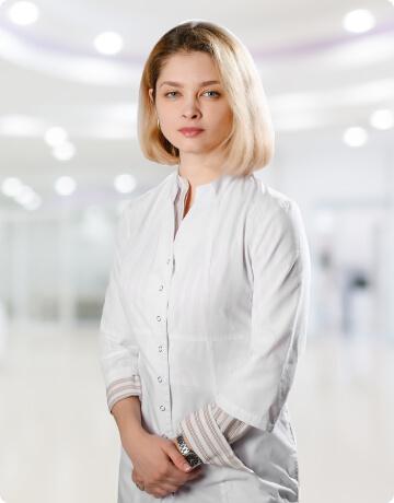 Агранович Анастасия